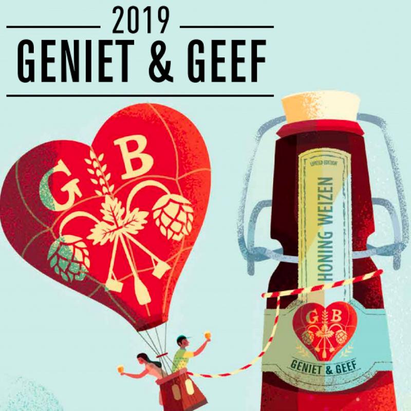Grolsch Geniet & Geef 2019