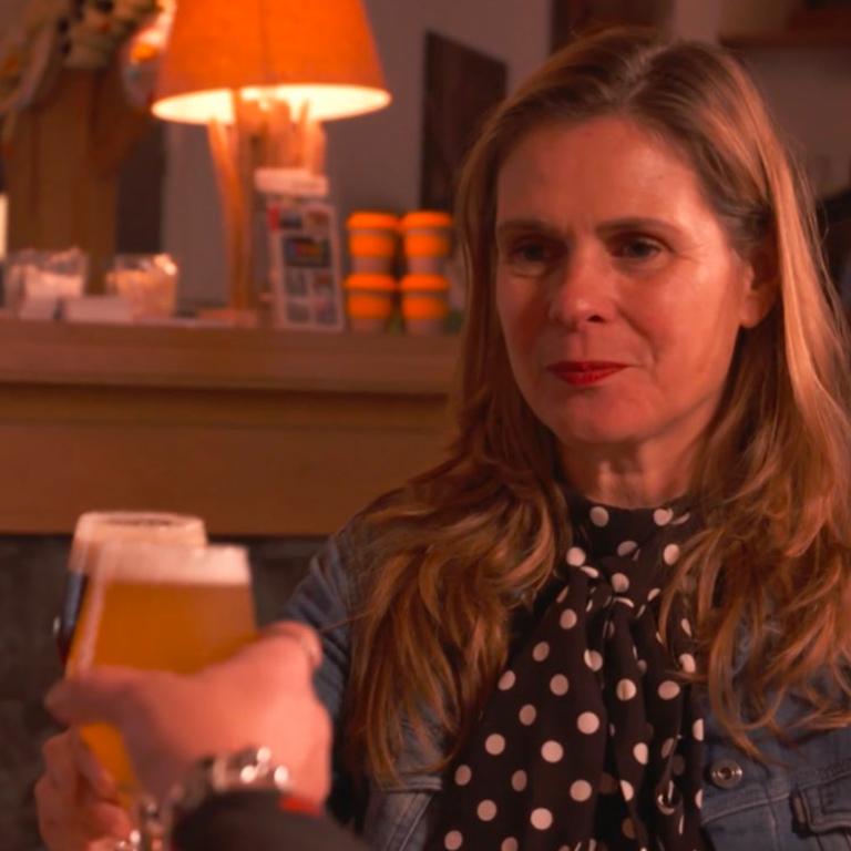 Bier Butler bij RTL Z